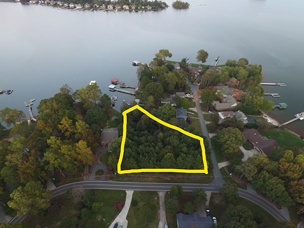Lake Norman Water Front Lot